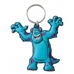 Sulley Soft Touch PVC Keyring
