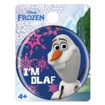 I'm Olaf Single Button Pin