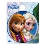Elsa & Anna Single Button Pin