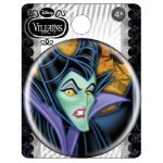 Maleficent Single Button Pin