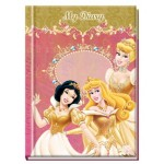 Princess My Diary with Glitter