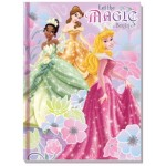 Princess Journal with Glitter