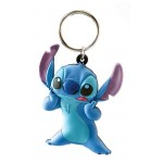 Stitch Soft Touch PVC Keyring