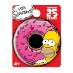 Homer Simpson Button Pin