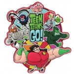 Teen Titans Group Soft Touch PVC Magnet