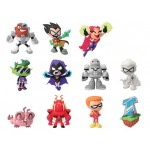 Teen Titans GO! 3D Foam Collectible Key Rings