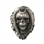 Enchantress Pewter Lapel Pin