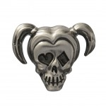 Harely Quinn Pewter Lapel Pin