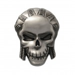 Slipknot Pewter Lapel Pin