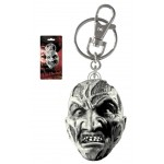 Freddy's Head Pewter Key Ring - COMING SOON!