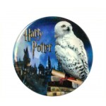 Hedwig Single Button Magnet