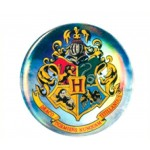 Hogwarts School Crest Single Button Magnet
