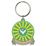 Fantastic Beast Owl Air Force Soft Touch PVC Key Ring