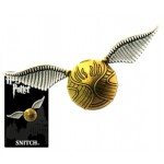 Snitch Pewter Lapel Pin - COMING SOON!