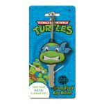 Leonardo Teenage Mutant Ninja Turtle Soft Touch Key Holder
