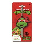 Raphael Teenage Mutant Ninja Turtle Soft Touch Key Holder