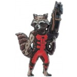 Rocket Raccoon Soft Touch Magnet