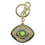Dr. Strange Logo Pewter Key Ring
