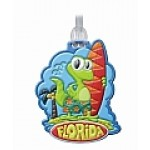 Lizard Travel Buddy Bag Tag