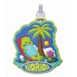 Turtle Travel Buddy Bag Tag