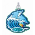 Dolphin Travel Buddy Bag Tag