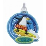Penguin Travel Buddy Bag Tag