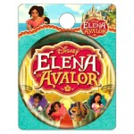 Elena of Avalor Logo Single Button Pin - COMING SOON!