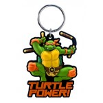 Michelangelo Soft Touch Key Ring