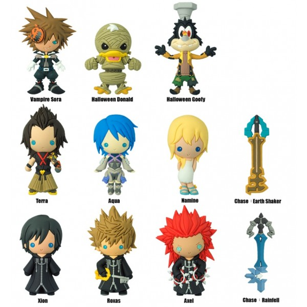 Kingdom Hearts Series 3 Coming Soon
