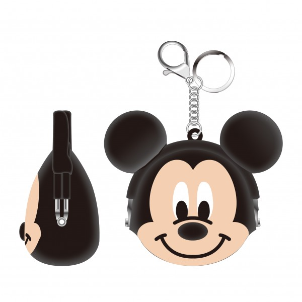 Mickey Mouse Coin Buddy Key Ring