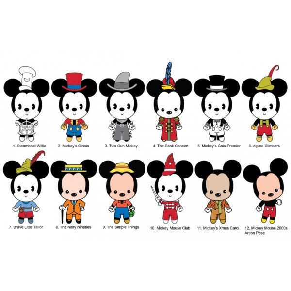 Mickey Through The Years Coming Soon Disney Collection